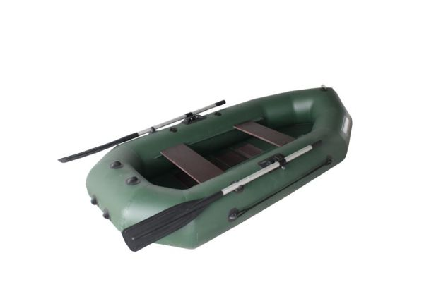 Надувная гребная лодка ПВХ БАЙКАЛ 280 РС