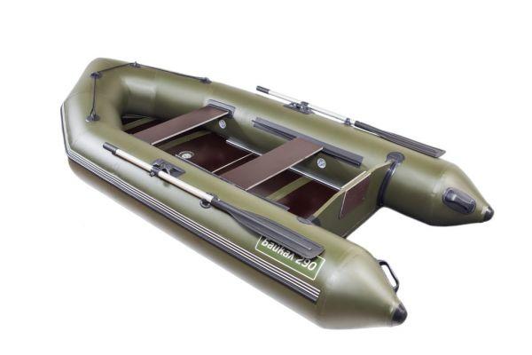 Надувная моторно-гребная лодка ПВХ БАЙКАЛ 290 МК