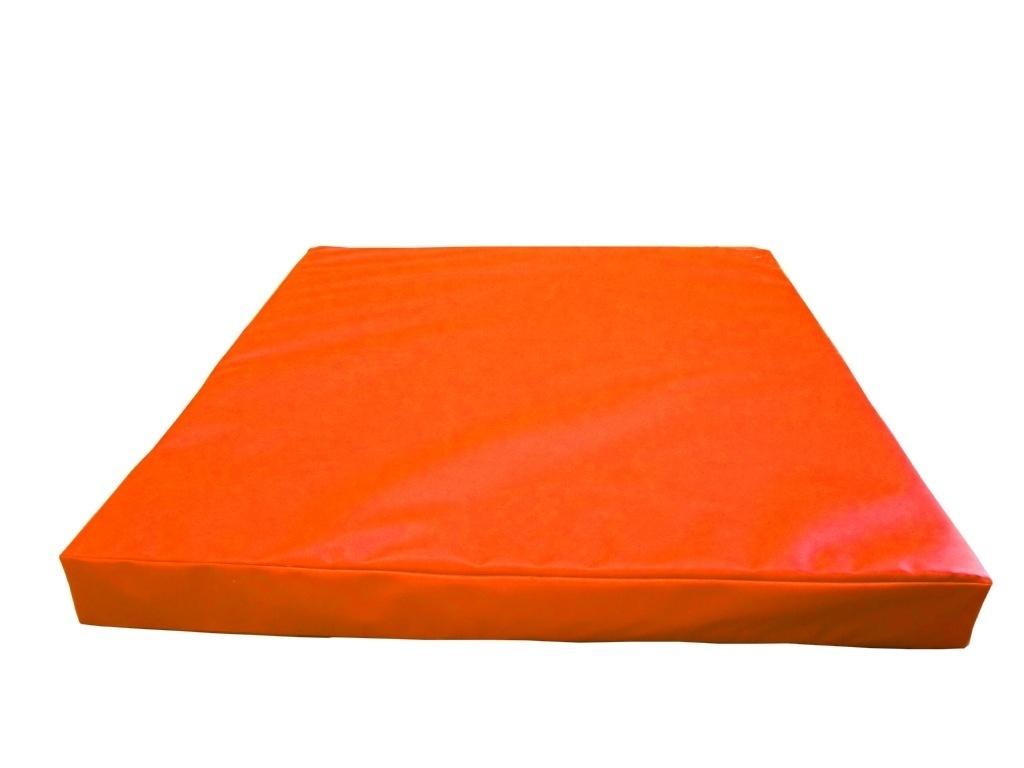 Мат детский квадратный утолщенный 120х120х10 см