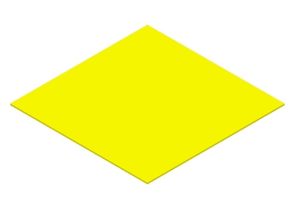 Детский мат-коврик моющийся квадратный, 2х2 м