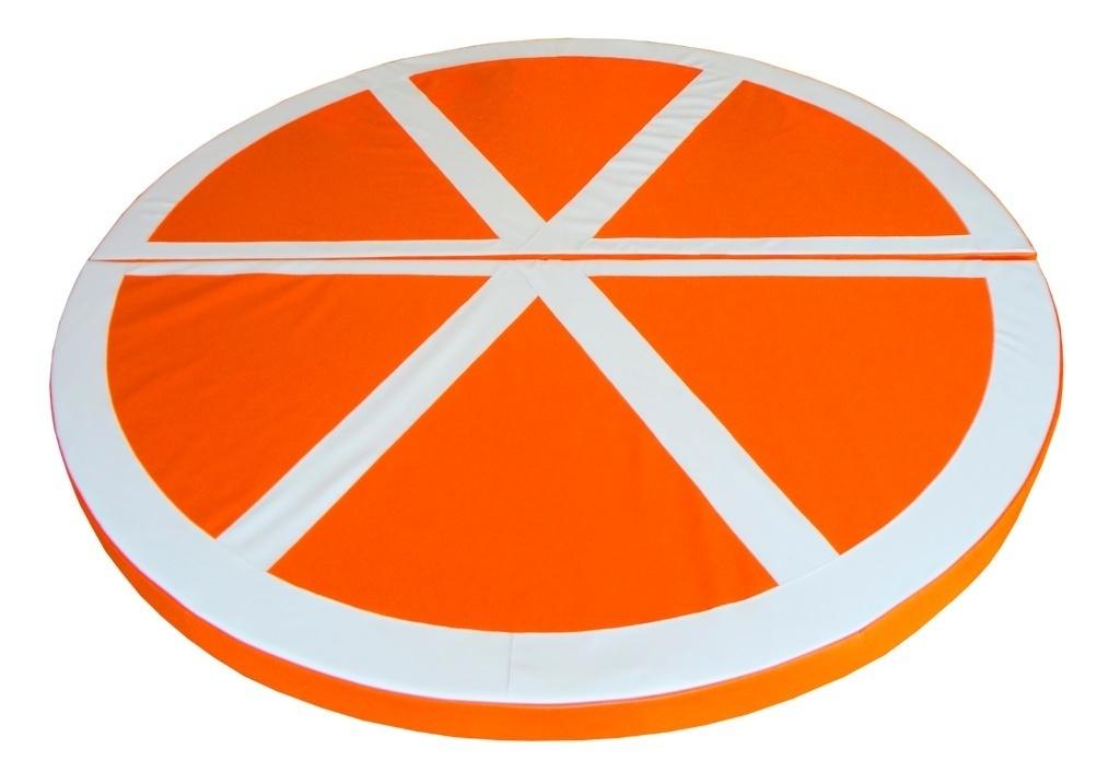 """Мат """"Апельсин"""" 1,8м (толщина 10см) (Поролон плотность 22кг/м3)"""