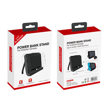 Зарядное устройство Power Bank Stand 10000 mAh Dobe TNS-1718 (Nintendo Switch)