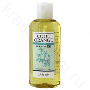 Lebel Cool Orange Hair Soap SC (Super Cool)