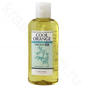 Lebel Cool Orange Hair Soap SC (Super Cool)