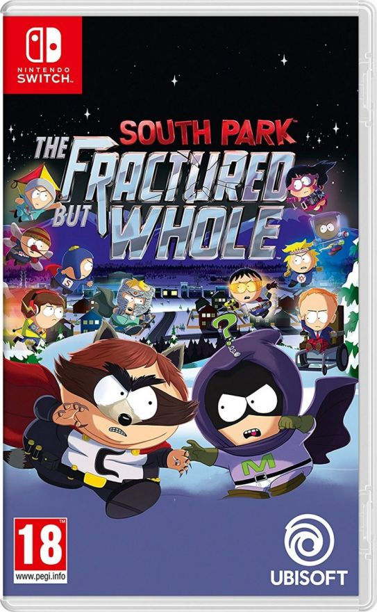 Игра South Park : The Fractured But Whole (Nintendo Switch)