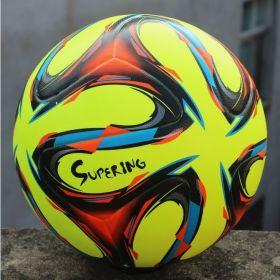 Мяч футбольный Torfabrik Bundesliga 14/15 Yellow