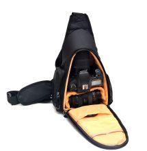 Рюкзак через плечо для камеры Canon или Nikon