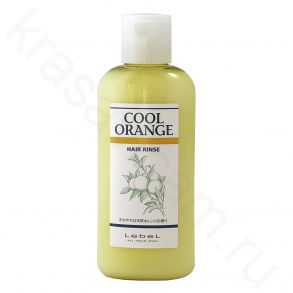 Lebel Cool Orange Hair Rinse