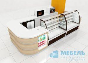 Павильон для продажи суши