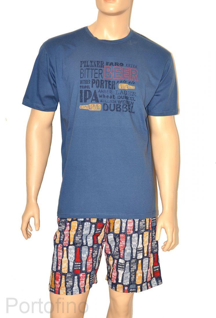 326-64 Пижама мужская Cornette