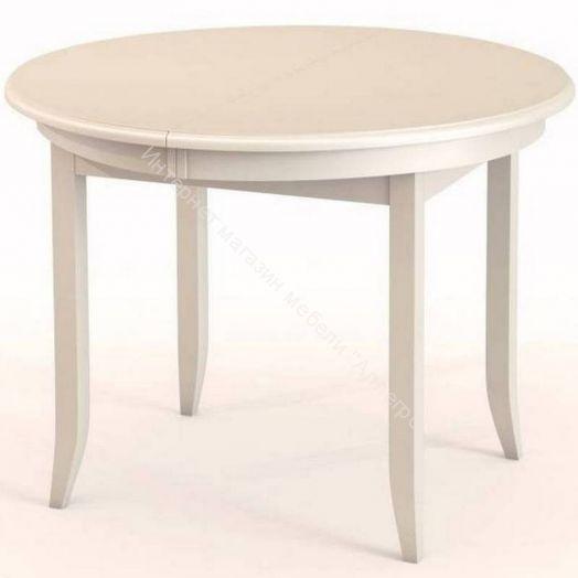 Стол раскладной для гостиной круглый Балет