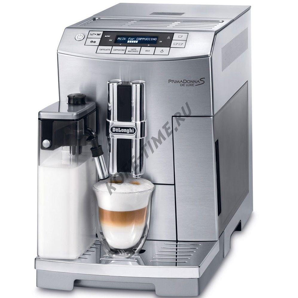 Кофемашина DeLonghi ECAM 26.455 M