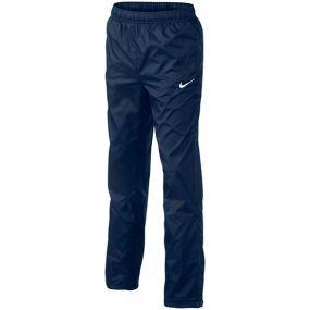 Детские спортивные штаны Nike Foundation 12 Rain Pants Waterproof With Zip Junior тёмно-синие