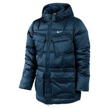 Парка Nike Military 550 Down Parka тёмно-синяя