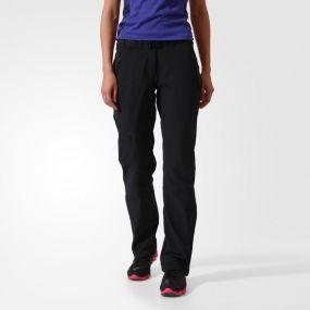 Женские спортивные штаны adidas Women Allseason Pants чёрные