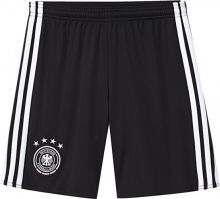 Шорты adidas Deutscher Fussball-Bund Home Shorts Youth чёрные