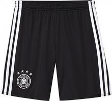 Шорты adidas Deutscher Fussball-Bund Home Shorts Youth чёрные