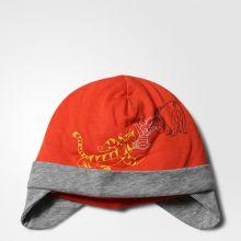 Детская шапка adidas Disney Infinity Beanie красная
