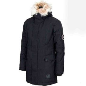 Куртка adidas Down Parka чёрная