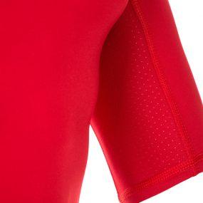 Термофутболка adidas Techfit Base красная