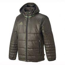 Куртка утеплённая adidas Condivo 16 Padded Jacket коричневая