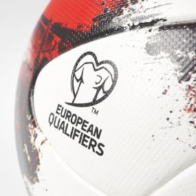 Футбольный мяч adidas European Qualifiers OMB