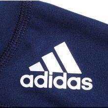 Термокофта adidas Techfit Base с длинным рукавом чёрно-синяя