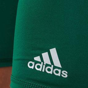 Компрессионные шорты adidas Techfit Base зелёные