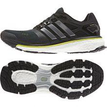 Детские кроссовки adidas Energy Boost ESM Junior чёрные