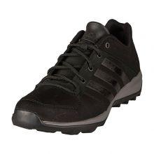Кроссовки adidas Daroga Plus Leather чёрные