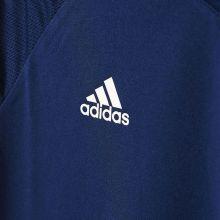 Детская футболка adidas Tiro 17 для тренировок тёмно-синяя