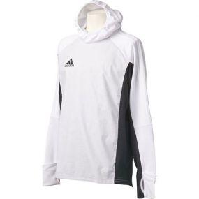 Спортивная кофта adidas Tiro 17 Warm Top белая