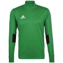 Спортивная кофта adidas Tiro 17 Training Top зелёная