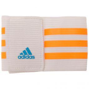 Капитанская повязка adidas Football Captain Armband белая