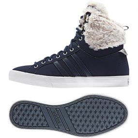Женские кеды adidas Park Winter Hight Women синие