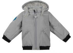 Детская куртка adidas I Td Jacket серая