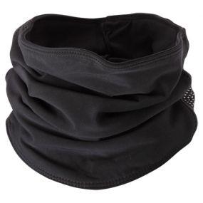 Серая флисовая повязка на шею Nike thermal neck warmer размера L/XL