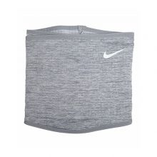 Повязка на шею Nike run therma sphere neck warmer светло-серая S/M