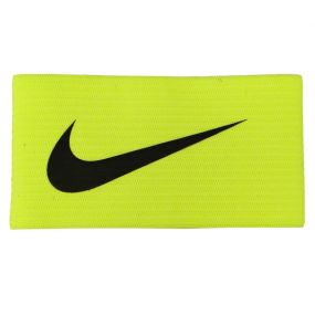 Салатовая капитанская повязка Nike Football Arm Band 2.0