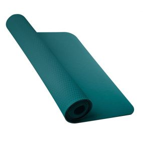 Мат Nike Fundamental Yoga сине-зелёный
