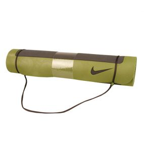 Мат Nike Ultimate Yoga Mat серо-зелёный