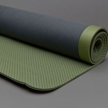 Мат Nike Ultimate Yoga Mat серо-зелёный