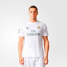 Футболка adidas Real Home Jersey белая