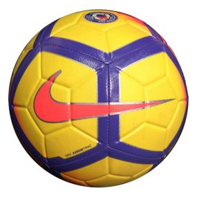 Футбольный мяч Nike Strike РФПЛ жёлтый
