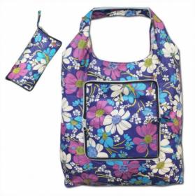 Складная сумка «Цветы»