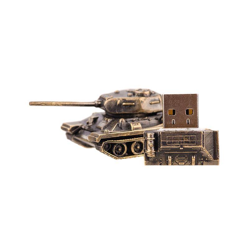 "Флешка ""Танк Т-34/85"""