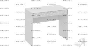 Стол туалетный Амели ТД-193.05.01 (90х45х74)