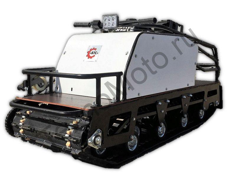 Мотобуксировщик БТС-1 Long 500/15 3 А (36 Вт)