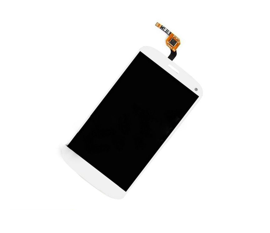 LCD (Дисплей) Explay Dream (в сборе с тачскрином) (white) Оригинал