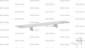 Подставка под ТВ Денди ТД-230.01-01